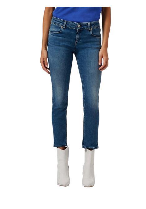Jeans skinny blu scuro DONDUP | Pantalone | DP560 DSE300DBB9