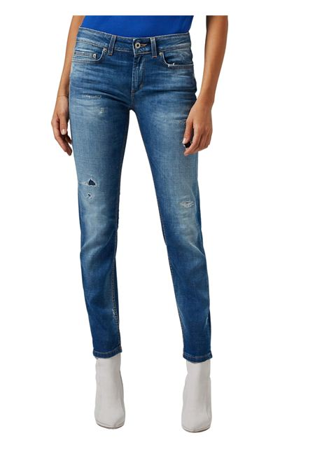Jeans regular fit blu DONDUP | Pantalone | P692 DS0145DAZ2