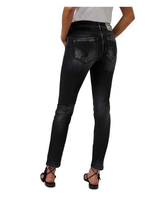 Jeans skinny nero DONDUP | Pantalone | P692 DSE298DBC4
