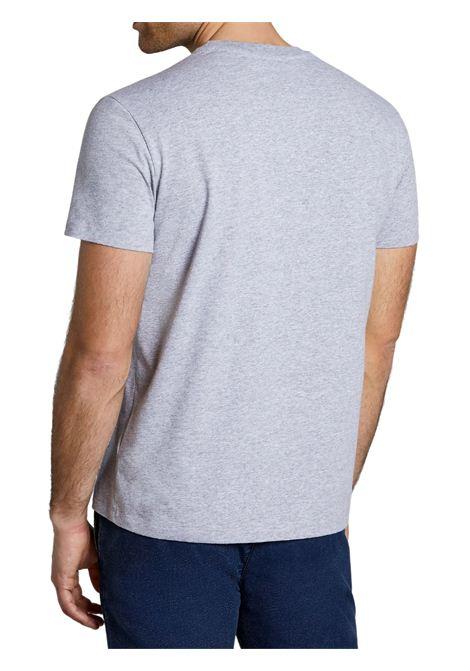 T-Shirt grigia  FAY | T-shirt | NPMB3421300SHOB208