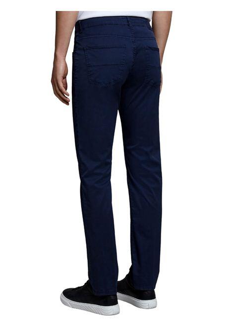 Pantalone 5 Tasche blue  FAY | Pantalone | NTM8242180TGURU218