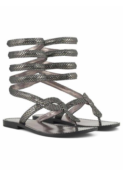 Sandalo argento FUSION | Sandalo | CBF.R220030SIL