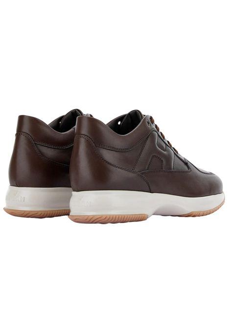 Sneakers Interactive Hogan in pelle HOGAN | Scarpe | HXM00N00010P84S610