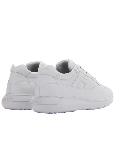 Sneakers Interactive 3 In Pelle HOGAN | Scarpe | HXM3710CP50LE9B001