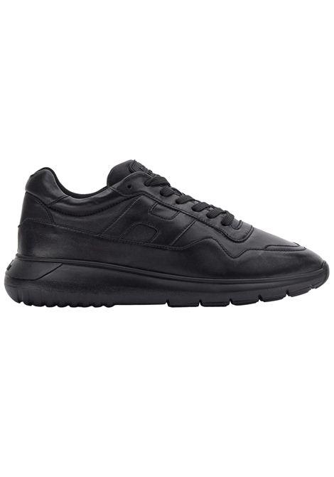 Sneakers Interactive 3 In Pelle HOGAN | Scarpe | HXM3710CP50LE9B999