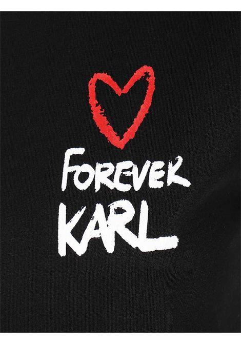 Forever Karl T-Shirt KARL LAGERFELD | T-shirt | 205W1702.21999