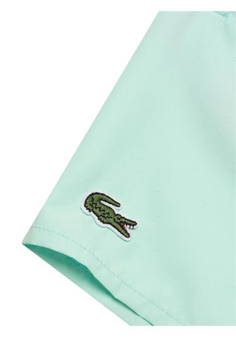 Costume verde acqua LACOSTE | Costume | MH62702L0
