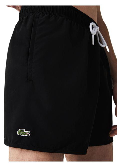 Costume nero LACOSTE | Costume | MH6270DY4