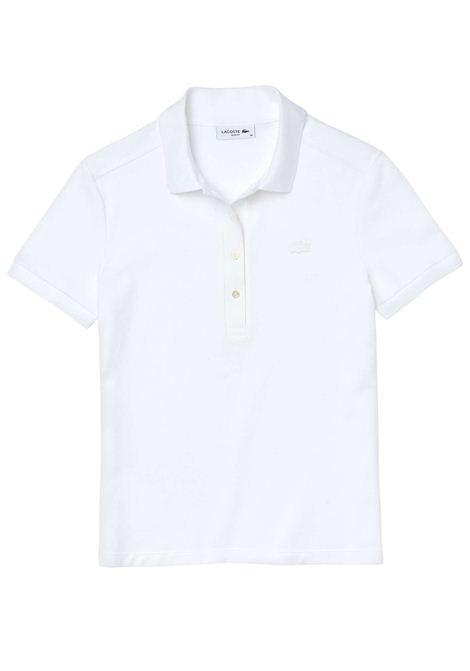 Polo  slim fit bianca  LACOSTE | Polo | PF5462001