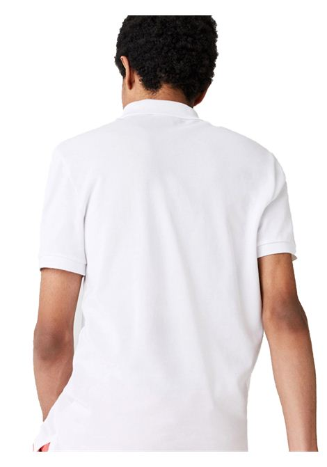 Polo  slim fit bianca LACOSTE | Polo | PH4012001