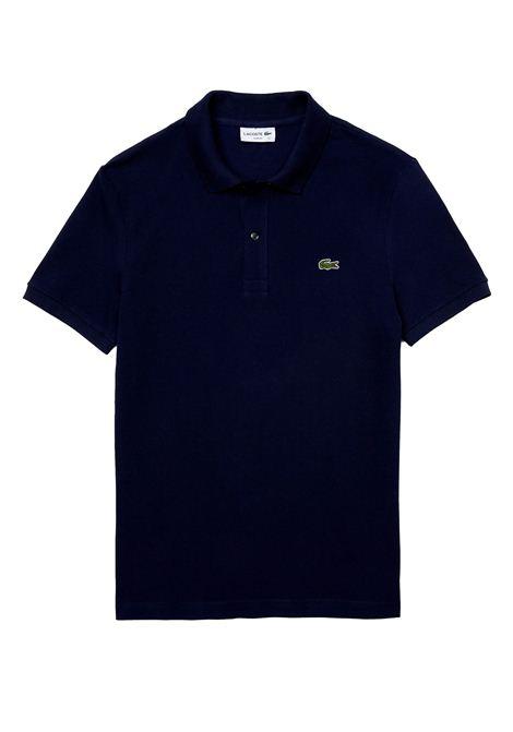 Polo  slim fit blu navy LACOSTE | Polo | PH4012166