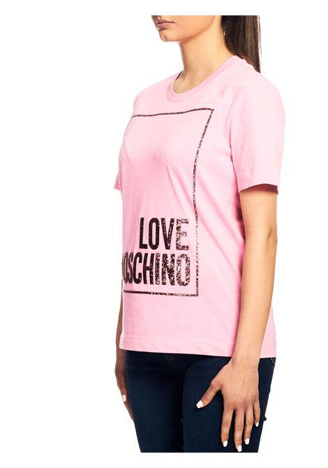 MOSCHINO LOVE | T-shirt | W 4 H06 05 M 3876N35