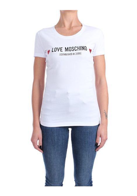 MOSCHINO LOVE | T-shirt | W 4 H19 04 E 1951A00