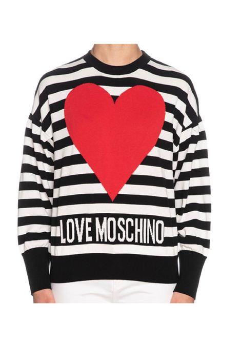 MOSCHINO LOVE | T-shirt | W S 63G 10 X 1404C74