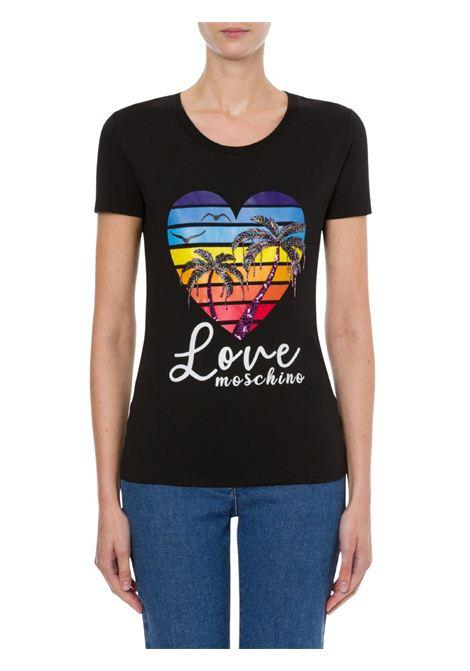 MOSCHINO LOVE | T-shirt | W 4 H19 08 E 1951C74