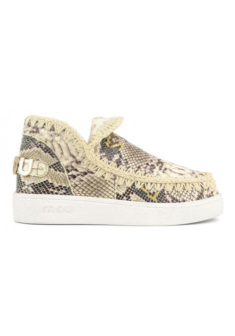 Ekimo sneaker special leathers MOU | Scarpe | MU.SW211001C/RKSNASNAKE