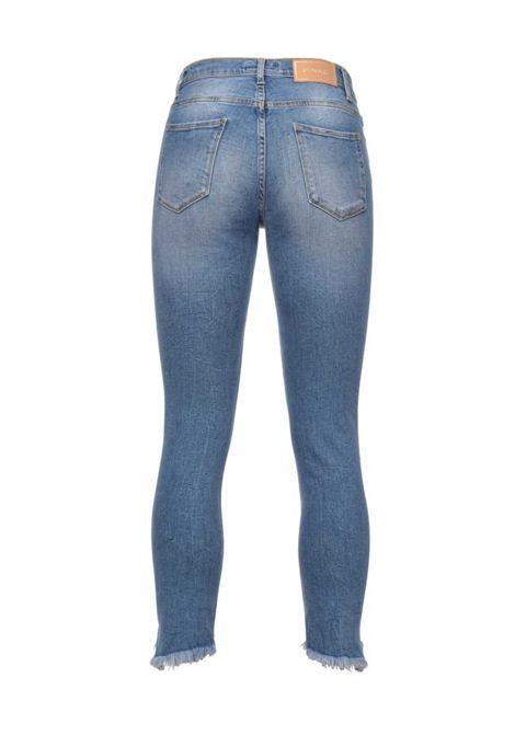 JEANS SKINNY VINTAGE PINKO | Jeans | 1J10KX-Y6FDF57