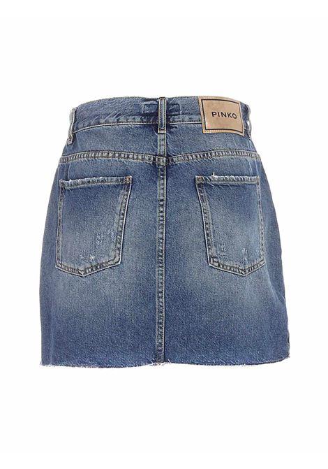 Minimad denim skirt PINKO | Miniskirt | 1J10M3-Y653F14