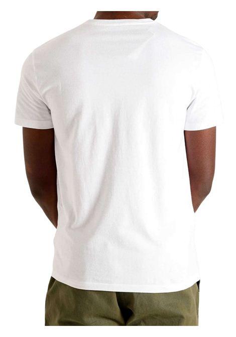 T-shirt girocollo con logo RALPH LAUREN | T-shirt | 710-680785003