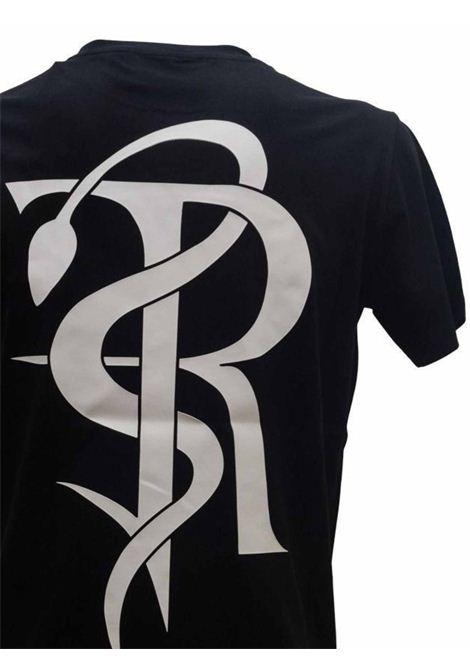 RICHMOND | T-shirt | RMP21009TSHBBLACK