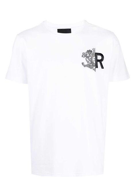 RICHMOND | T-shirt | RMP21079TSHBWHITE