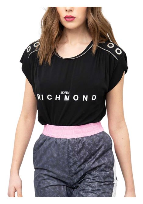 RICHMOND | T-shirt | RWP21109TSE8BLACK