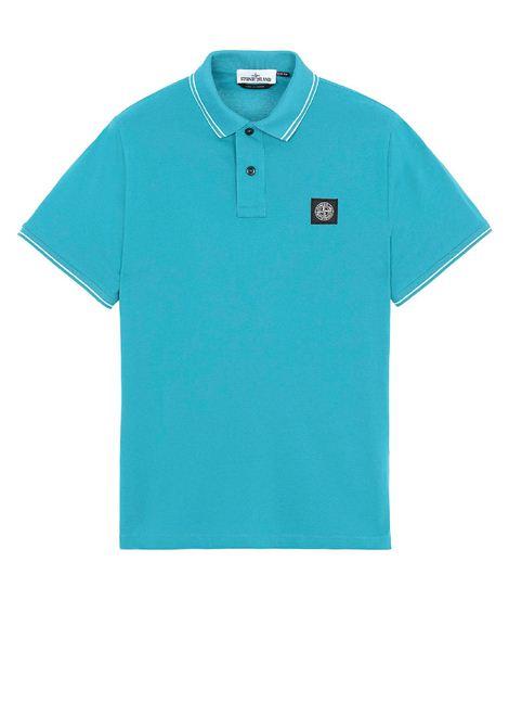 Polo con logo STONE ISLAND | Polo | MO101522S18V0042