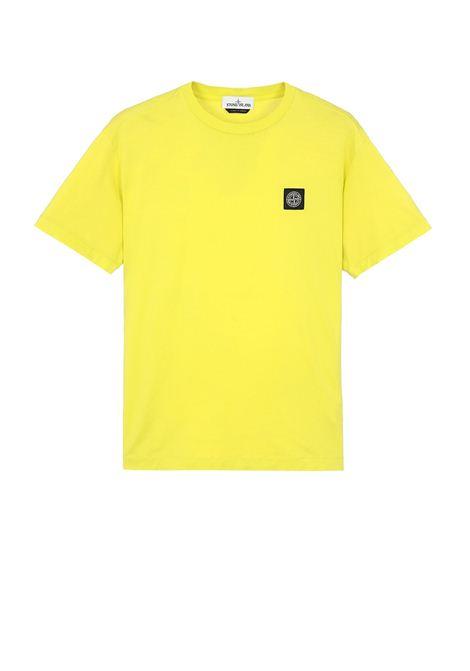 T-shirt girocollo STONE ISLAND | T-shirt | MO741524113V0051