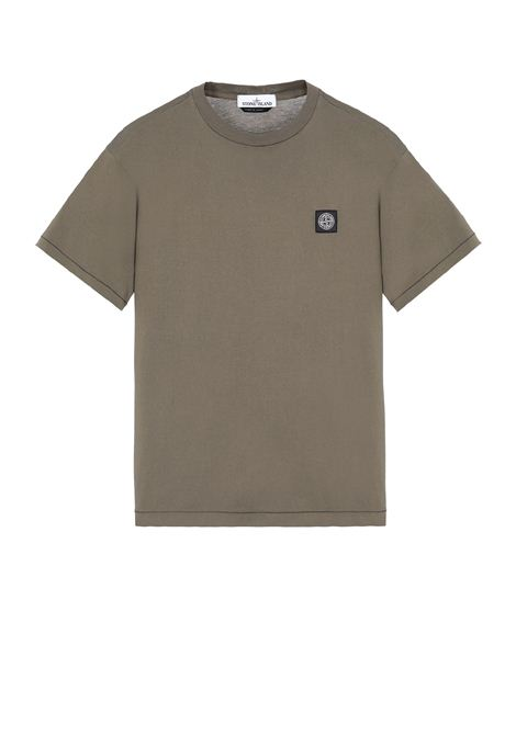 T-shirt girocollo STONE ISLAND | T-shirt | MO741524113V0058