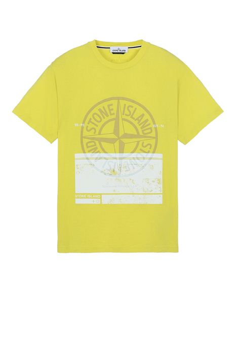T-shirt girocollo STONE ISLAND | T-shirt | MO74152NS65V0051