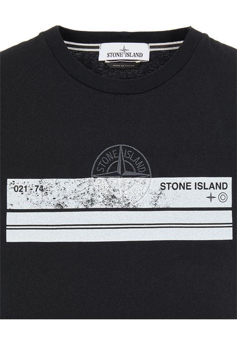 STONE ISLAND | T-shirt | MO74152NS74V0029