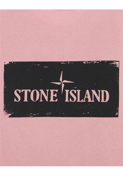 STONE ISLAND | T-shirt | MO74152NS80V0086