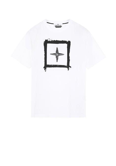 T-shirt girocollo STONE ISLAND | T-shirt | MO74152NS81V0001