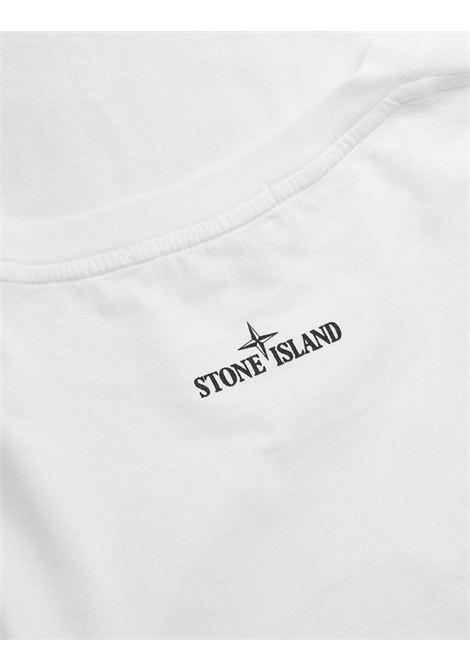 T-shirt girocollo STONE ISLAND | T-shirt | MO74152NS83V0001