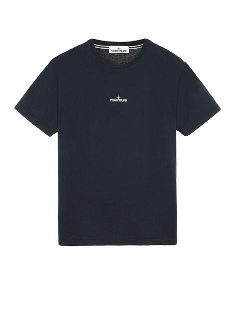 T-shirt girocollo STONE ISLAND | T-shirt | MO74152NS85V0029