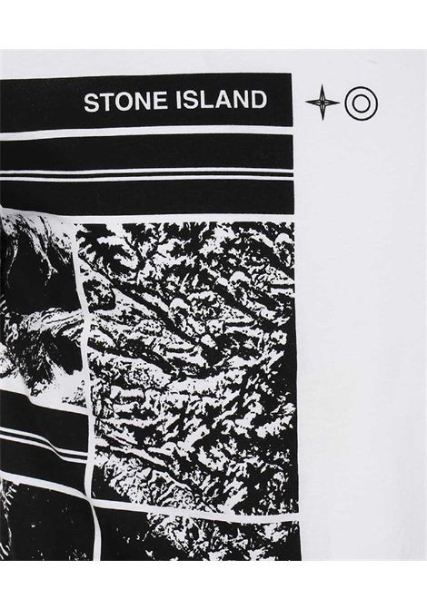 T-shirt girocollo STONE ISLAND   T-shirt   MO74152NS87V0001