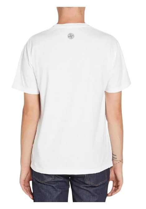 T-shirt girocollo STONE ISLAND | T-shirt | MO74152NS88V0001