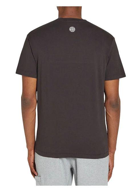 T-shirt girocollo STONE ISLAND | T-shirt | MO74152NS88V0029