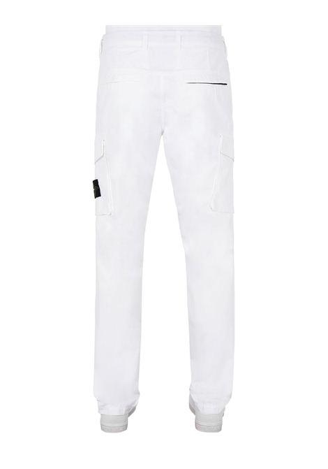 Pantaloni cargo STONE ISLAND | Pantalone | MO7415318WAV0001