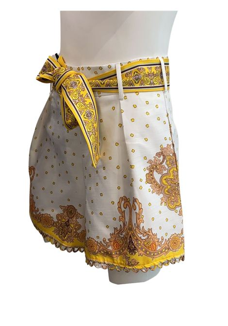 TPN | Shorts | EULALIE SHORTW/GOLD