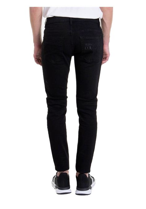 Jeans Regular Fit VERSACE JEANS   Pantalone   A2 GWA0D460366 899