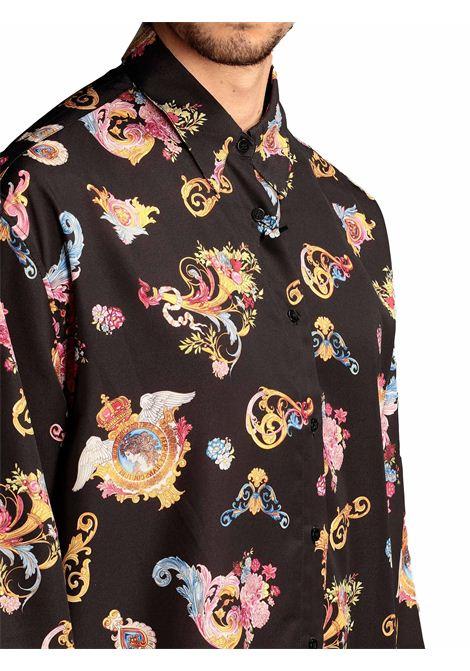 Camicia Barocco Con Stampa VERSACE JEANS | Camicia | B1 GWA607S0996 899