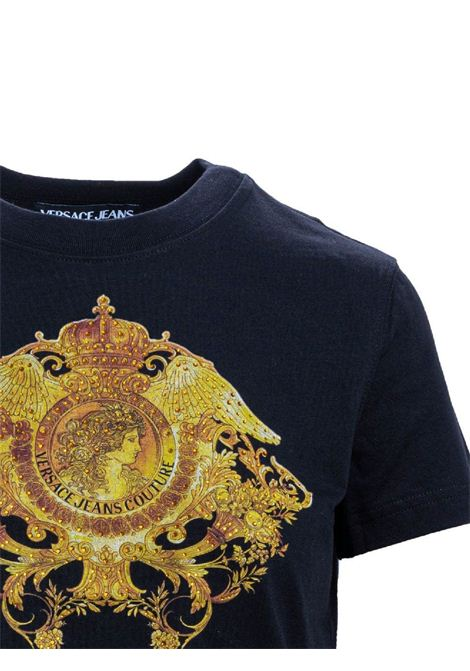 T-shirt con stampa VERSACE JEANS | T-shirt | B2HWA72911620899