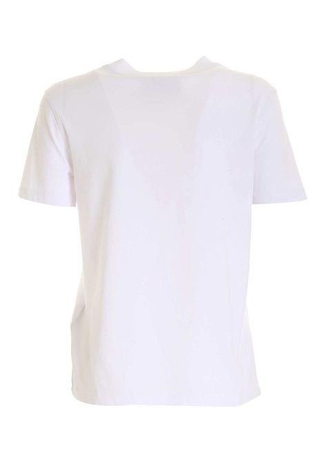 T-shirt con stampa VERSACE JEANS | T-shirt | B2HWA7KA30457003
