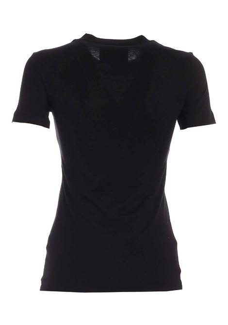 T-shirt con stampa VERSACE JEANS | T-shirt | B2HWA7KD30457899