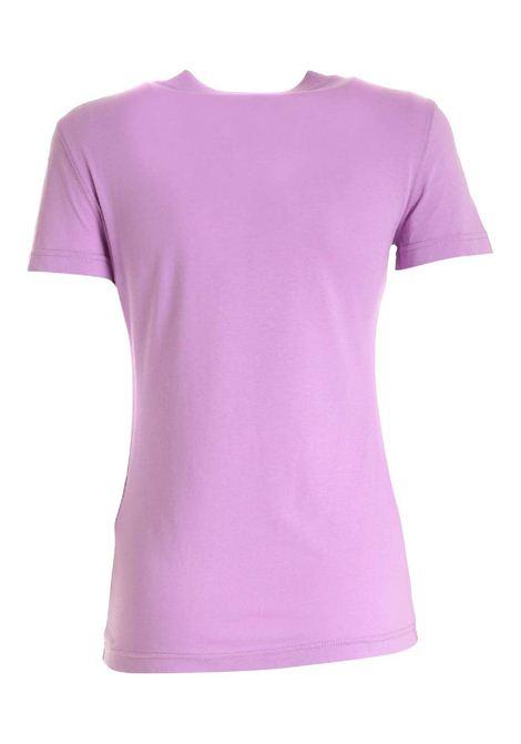 T-shirt con stampa VERSACE JEANS | T-shirt | B2HWA7TB30319317