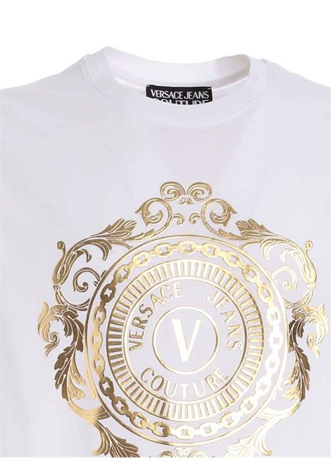 T-shirt Maniche Corte VERSACE JEANS | T-shirt | B3 GWA74F30454 K41