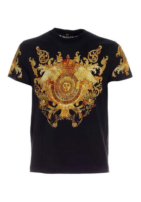 T-shirt Maniche Corte VERSACE JEANS | T-shirt | B3 GWA7S1S0274 899
