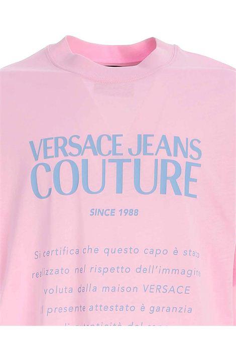 T-shirt Maniche Corte VERSACE JEANS | T-shirt | B3 GWA7TM30319 O21
