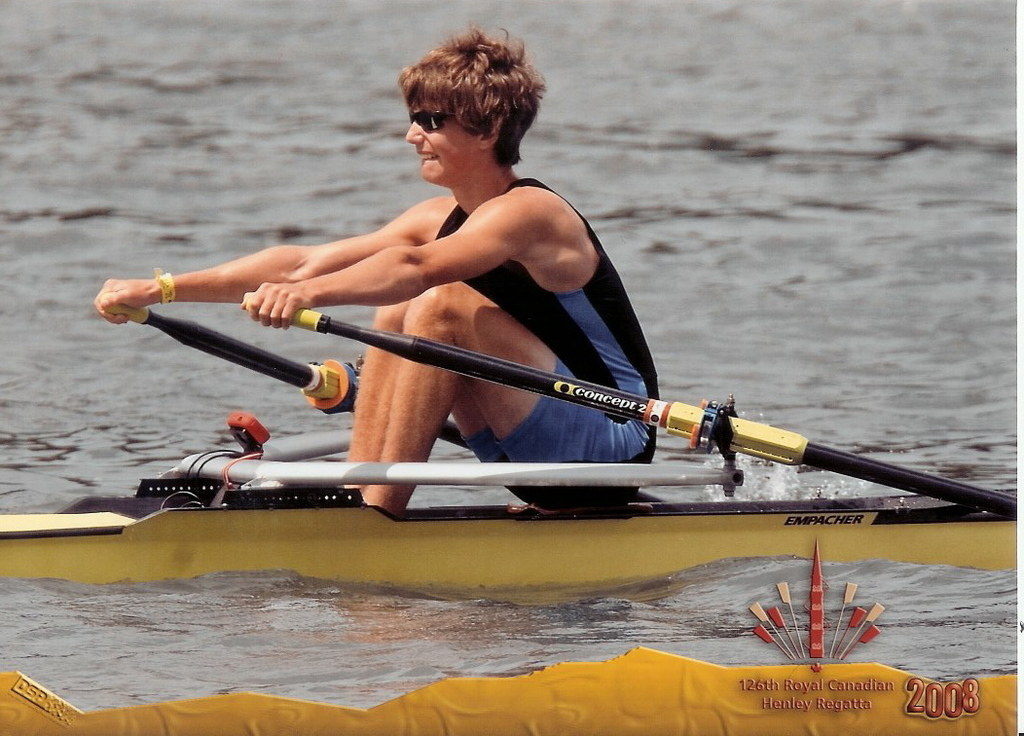 Andrew Campbell Rowing Recruiting Profile